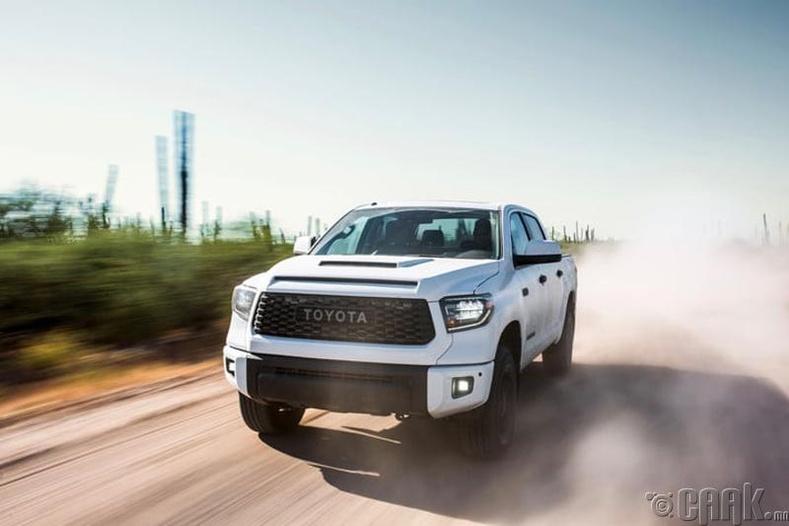 """""""Toyota Tundra""""- Хамгийн найдвартай пикап"""