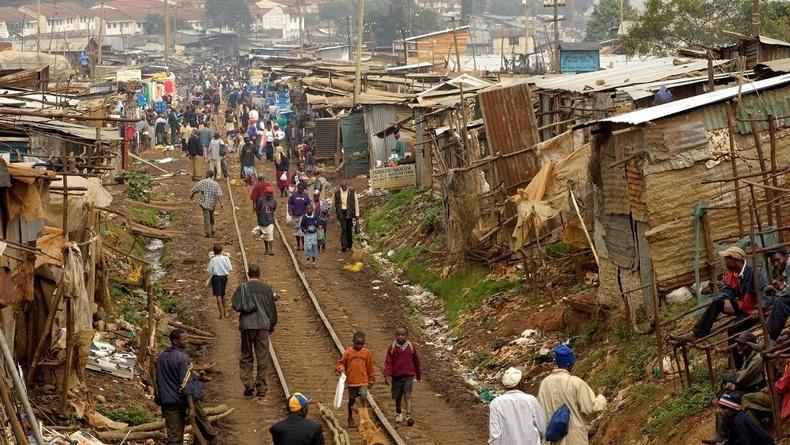 Ядуу орон гэж байхаа болино