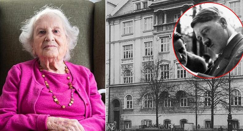 Гитлерийн хөрш байсан еврей эмэгтэйн дурсамж