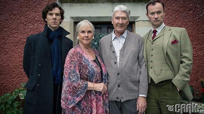 "BBC-гийн цуврал ""Шерлок"" ( Sherlock)"