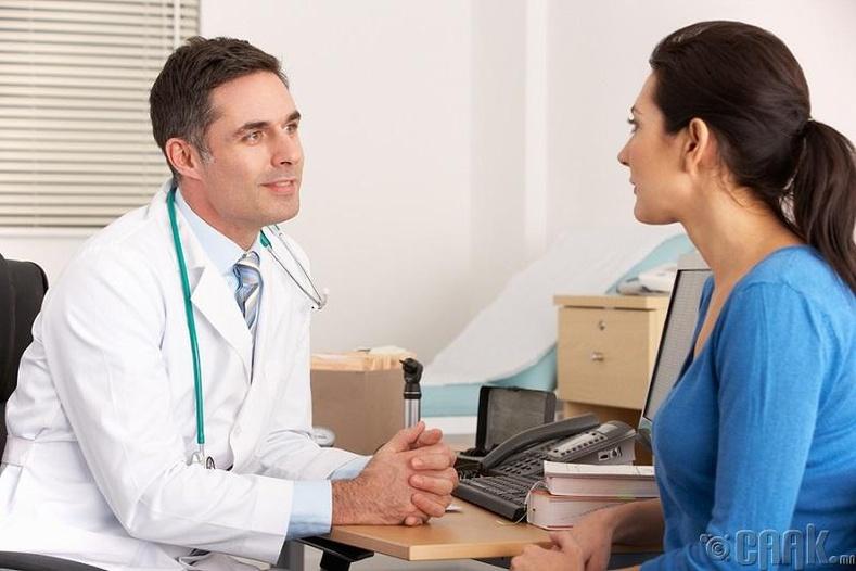 Эрүүл мэндийн салбар (эмч, сувилагч)
