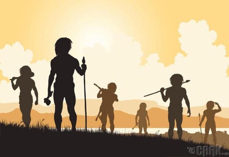 Балар эртний хүмүүс