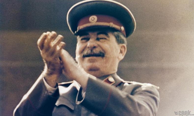 Иосиф Сталин - Иосиф Виссарионович Жугашвили
