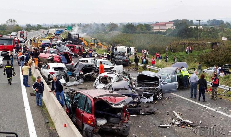 Зам тээврийн осол