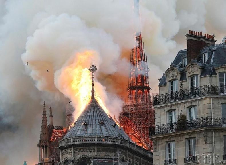 Парисын дарь эхийн сүм