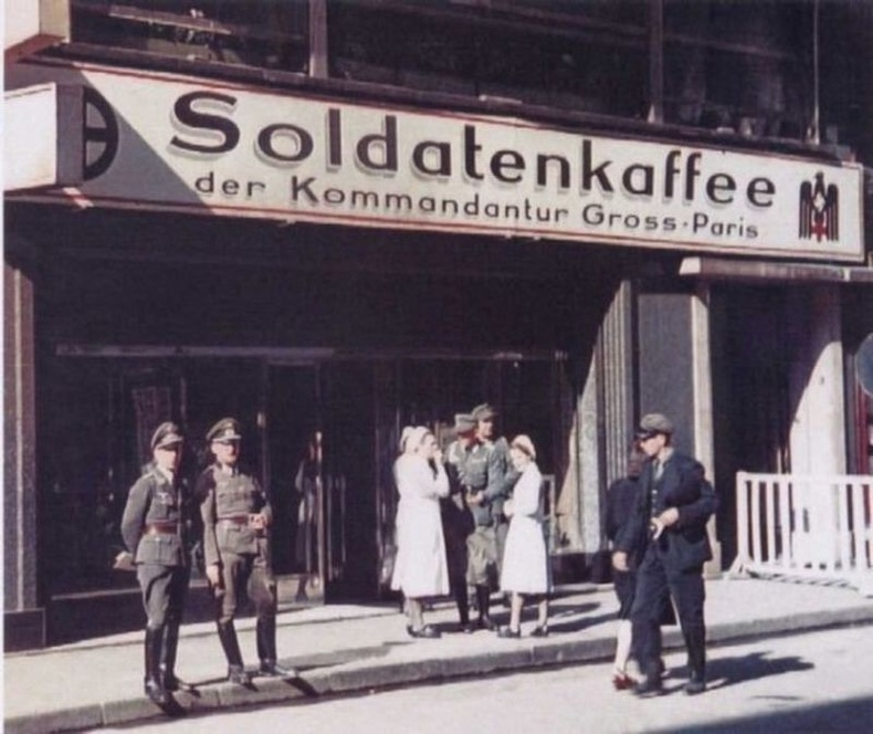 Францын нутаг дэвсгэр Германы мэдэлд шилжсэн цагаас эхэлж тус улсын амьдрал ердийн хэмнэлээрээ үргэлжилж байв.
