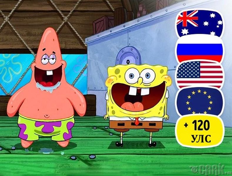 """""""SpongeBob"""""""