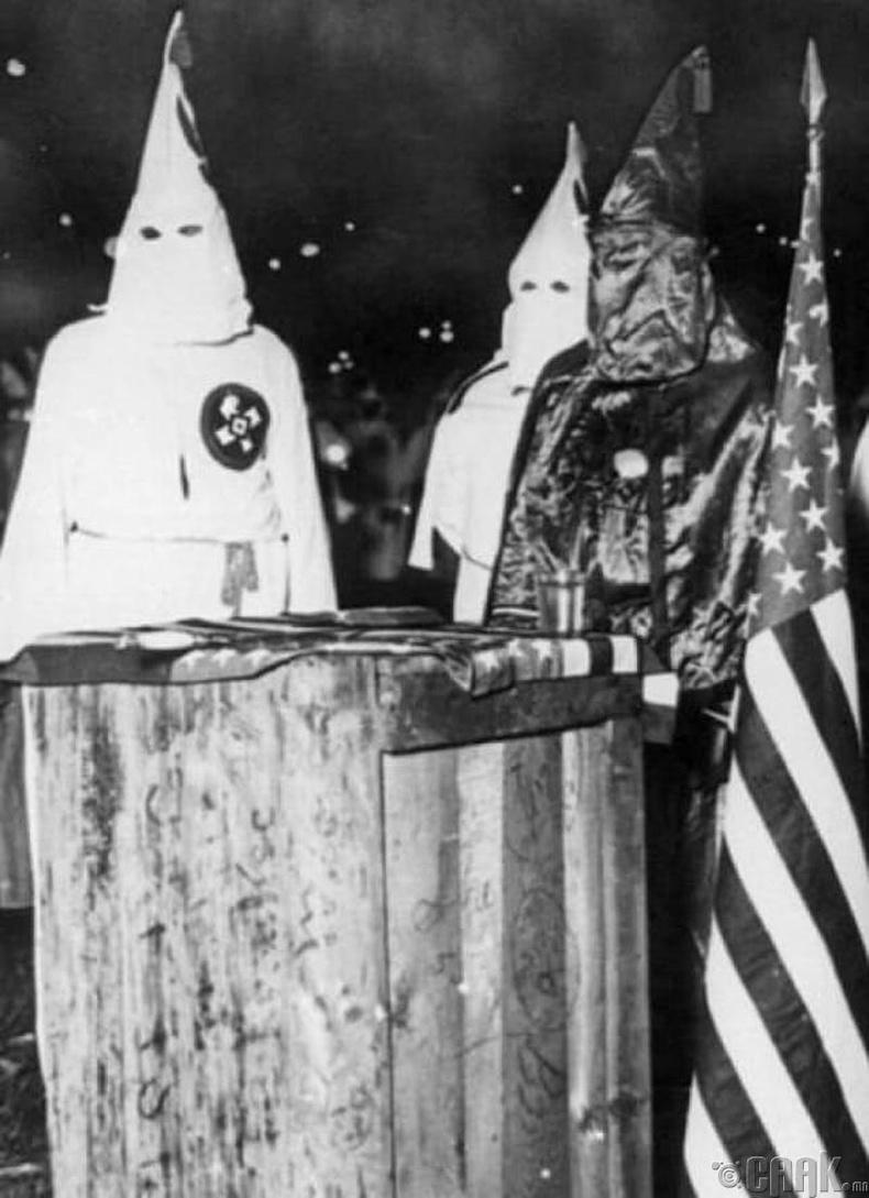 """""""The Klan"""""""