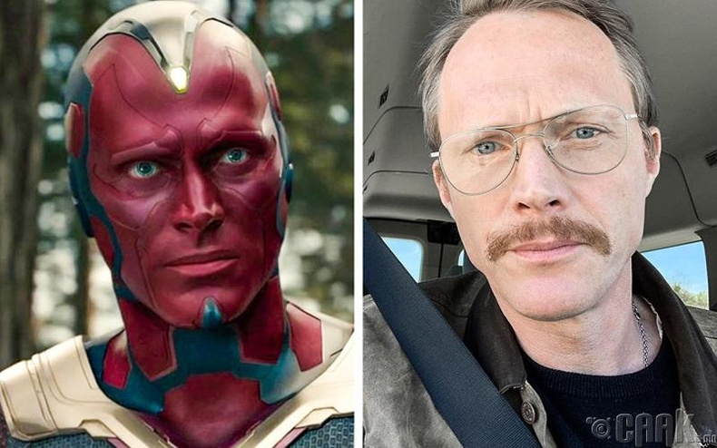 Vision — Пол Беттани (Paul Bettany)