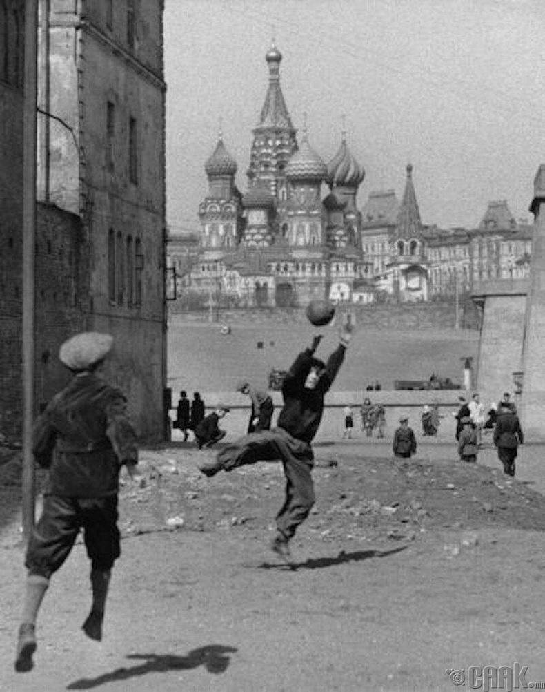 Москва, 1985 он