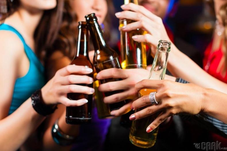 Согтууруулах ундаа эрүүл мэндэд тустай