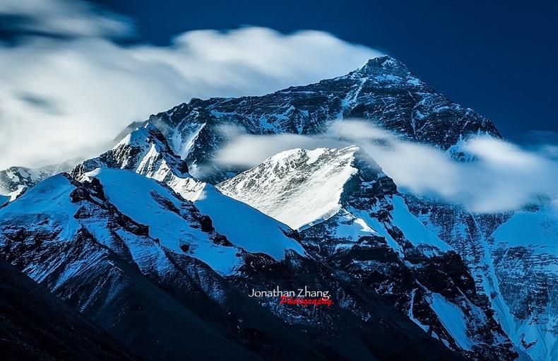 Эверест, Жонатан Жан