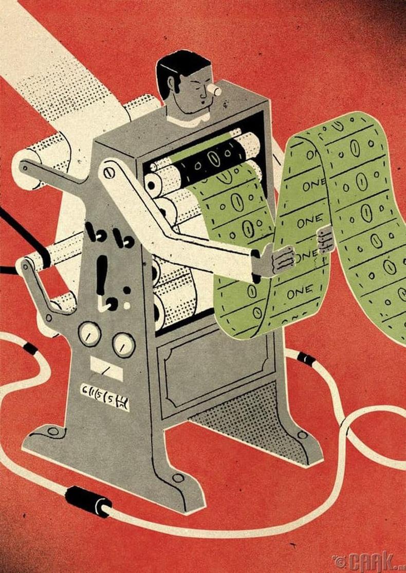 Мөнгө хэвлэдэг банк