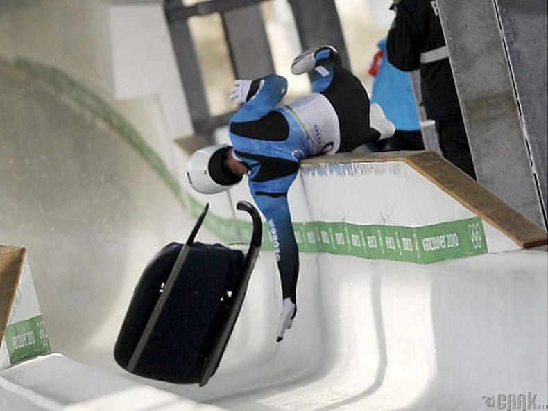 2010 оны Олимпийн осол