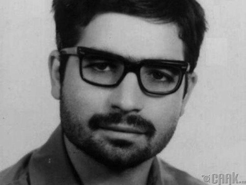 Иранийн Ерөнхийлөгч Хассан Роханы