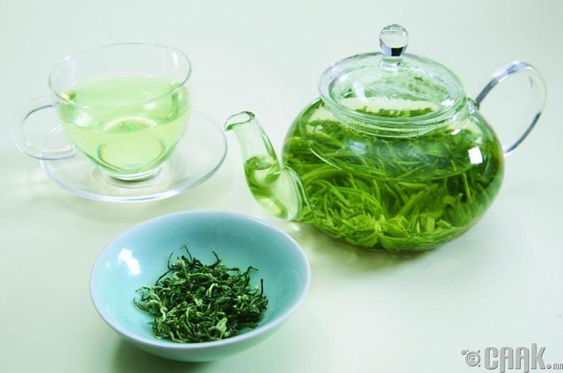 Ногоон цай найруулах усны темпратур чухал үүрэгтэй