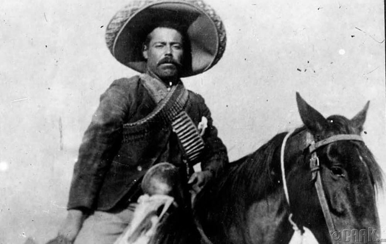 Панчо Вилла (Pancho Villa)