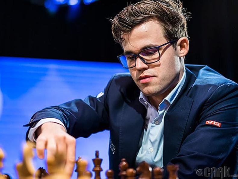 Магнус Карлсен / Magnus Carlsen /