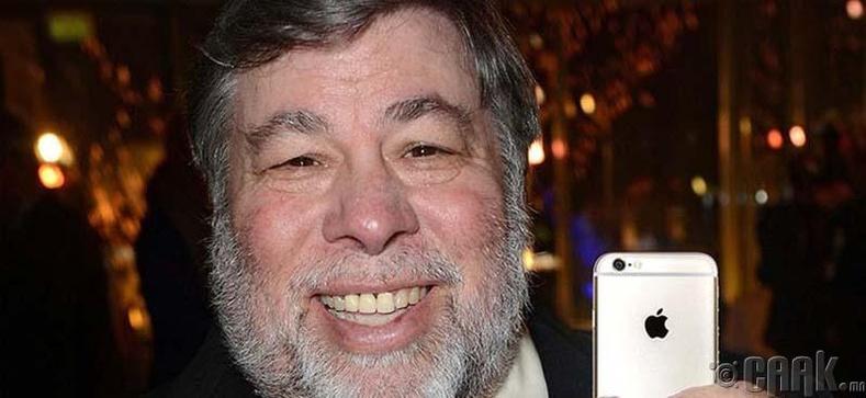 Стив Возняк (Steve Wozniak)