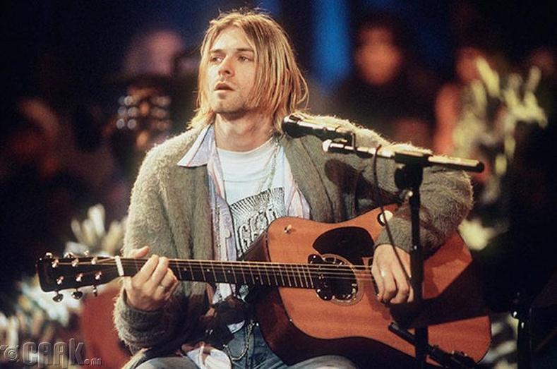 Курт Кобэйн (Kurt Kobain)