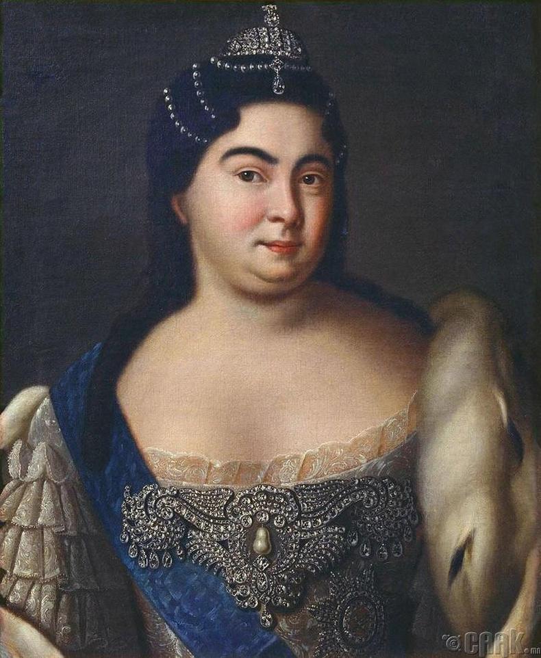 Екатерина I - Марта Самуиловна Скавронская