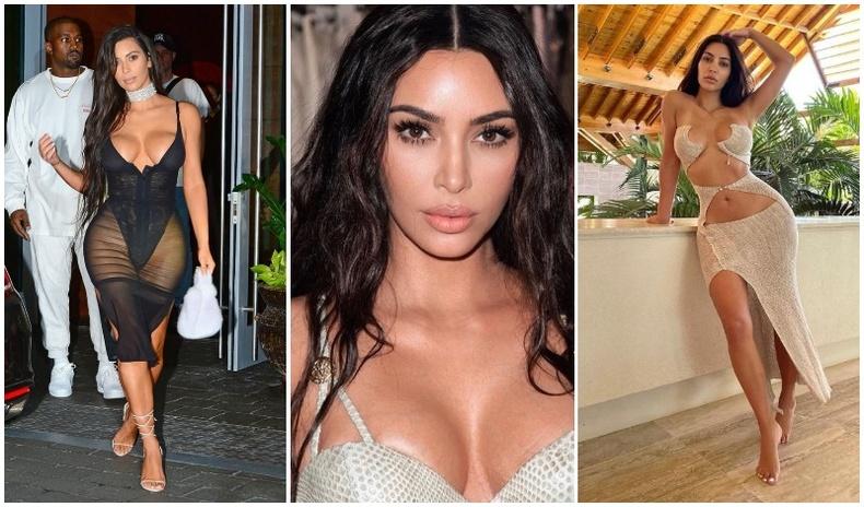 Ким Кардашьяны хамгийн их шуугиан тарьж байсан халуухан хувцаслалтууд