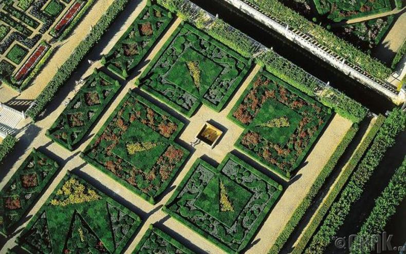 Виландри ордны цэцэрлэгт хүрээлэн, Франц