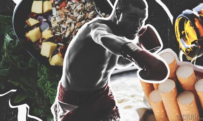 Бид бодохдоо: Бокс бол эрүүл амьдралын хэвшил л гэсэн үг