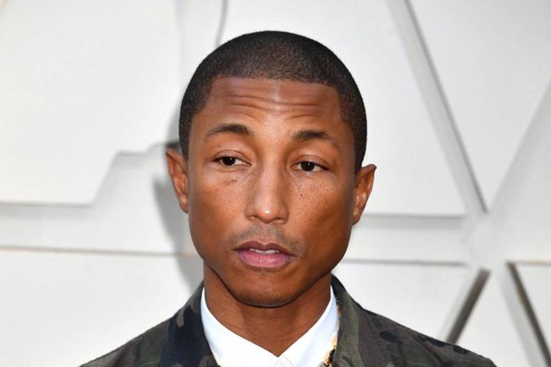 Фарел Уиллиамс (Pharrell Williams) - 47 нас