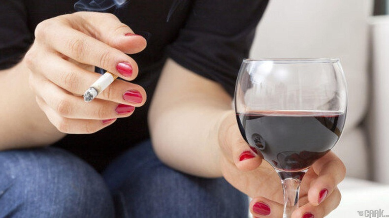 Уунгаа тамхи ихээр татах