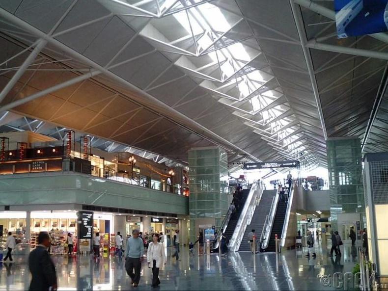 Японы олон улсын нисэх онгоцны буудал, Нагоя