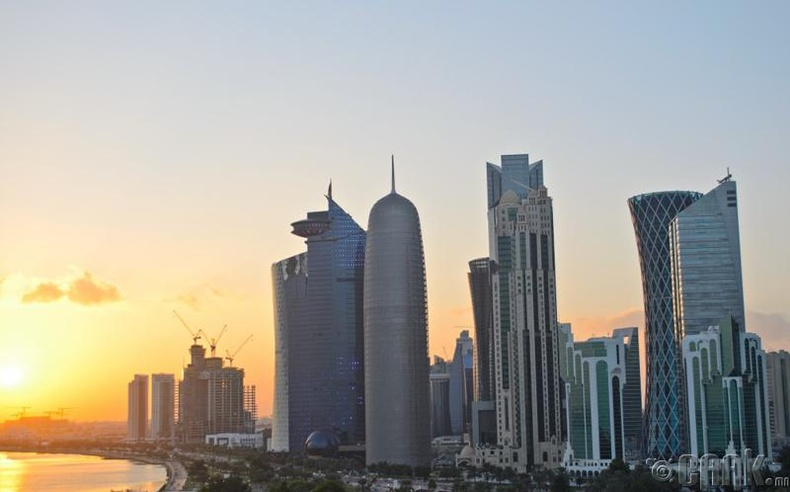 Катар - 105,091 доллар