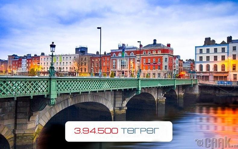Дублин, Ирланд
