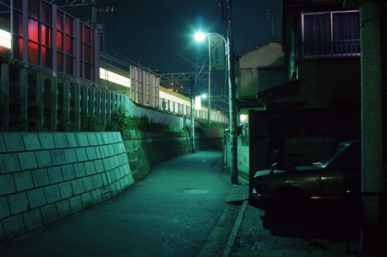 Шин Окубо буудал- Токио хот, 1982 он