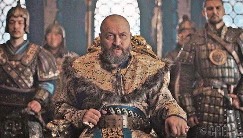 Эртний Орос улс Алтан ордны улсын бүрэлдэхүүнд байгаагүй