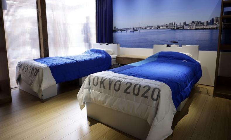 """""""Токио 2020"""" олимпийн тамирчдыг байрлуулах тосгоны зургууд дэлгэгджээ"""