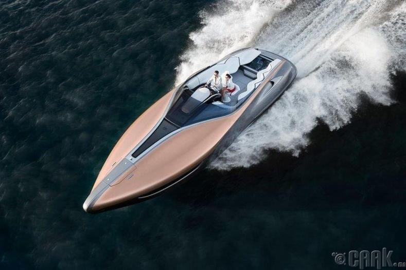 Lexus Sport Yacht 2017