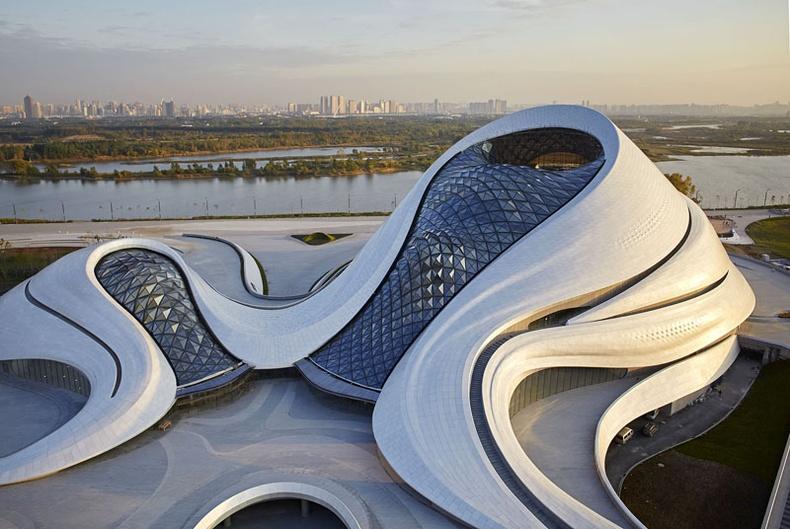 Хятадуудын гайхамшигтай бүтээн байгуулалт