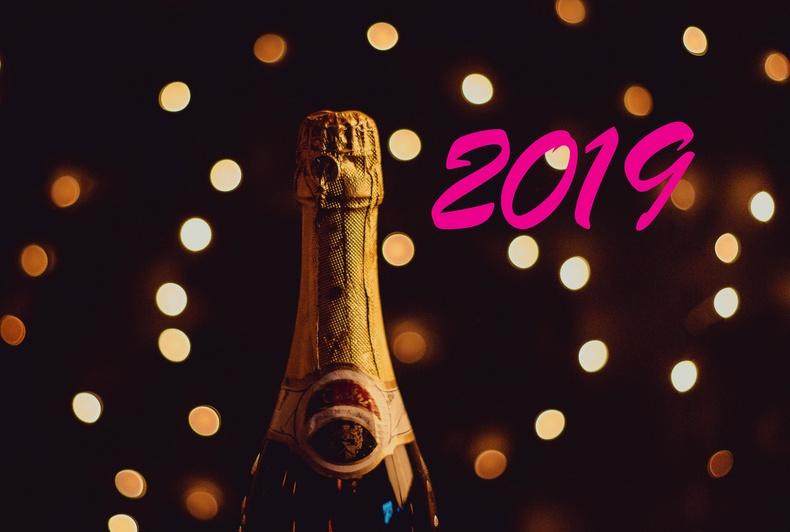2019 онд тавтай морил!
