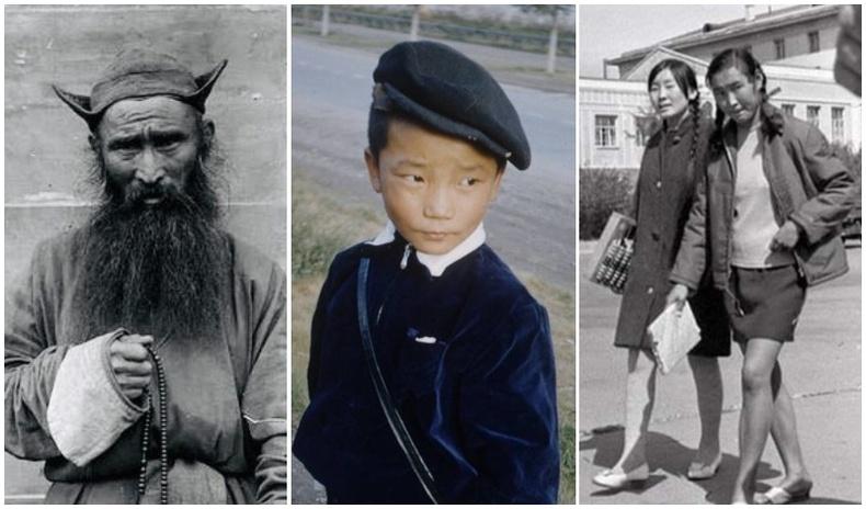 Монголчуудын туулсан түүхийг өгүүлэх гайхалтай ховор зургууд (30 фото)