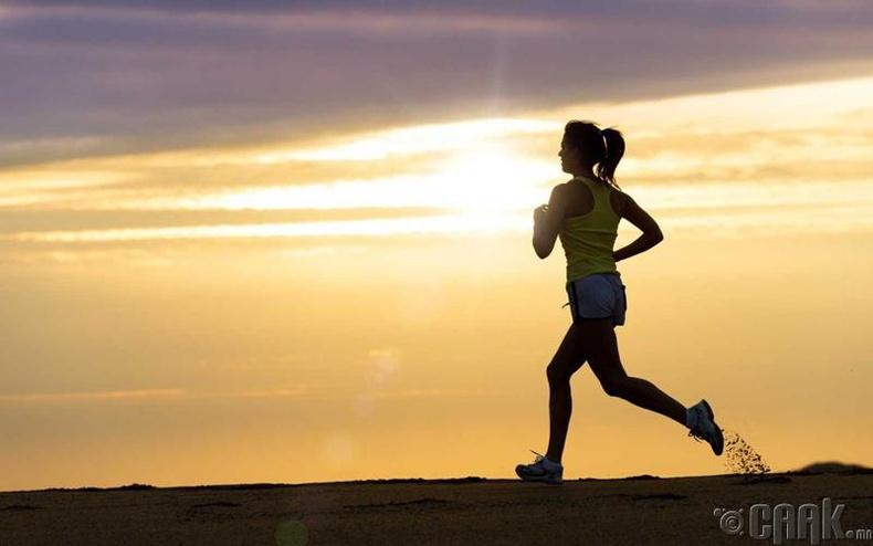 Идэвхитэй дасгал хөдөлгөөн хийх