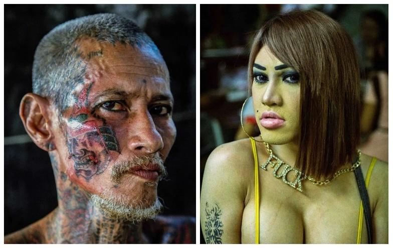 Англи гэрэл зурагчин Бангкок хотын ядуусын хорооллыг хальсанд буулгасан нь