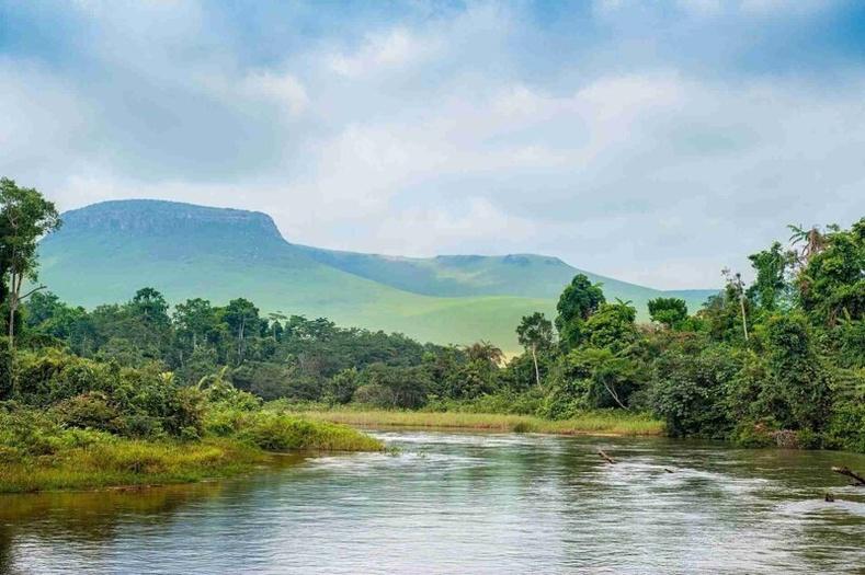 Конго - дэлхийн хамгийн гүн гол