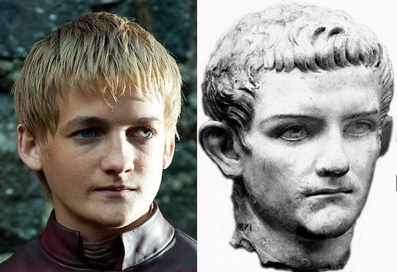 Жек Глизон, Ромын эзэн хаан Калигула (Jack Gleeson, Caligula)