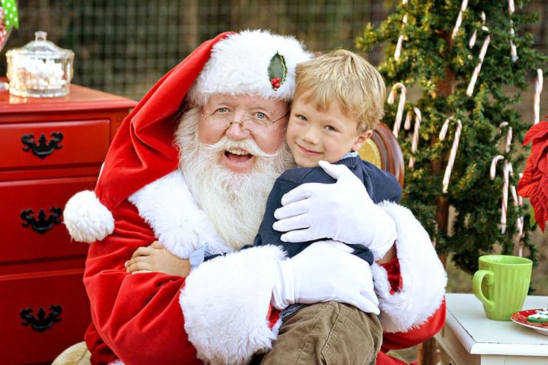 Санта Клаусын тухай хөгжилтэй баримтууд