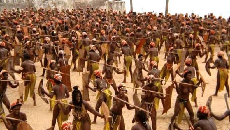 Жадтай тулаанд амазончуудыг дийлэх хүмүүс байсангүй