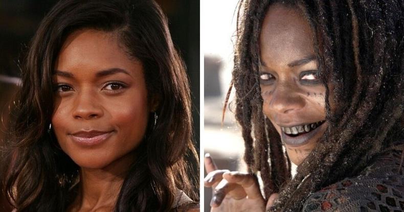 Наоми Харрис - Карибын тэнгисийн дээрэмчид (2006)