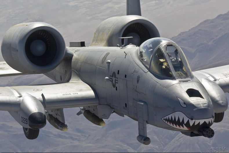 """A-10 Thunderbolt II"" (АНУ)"