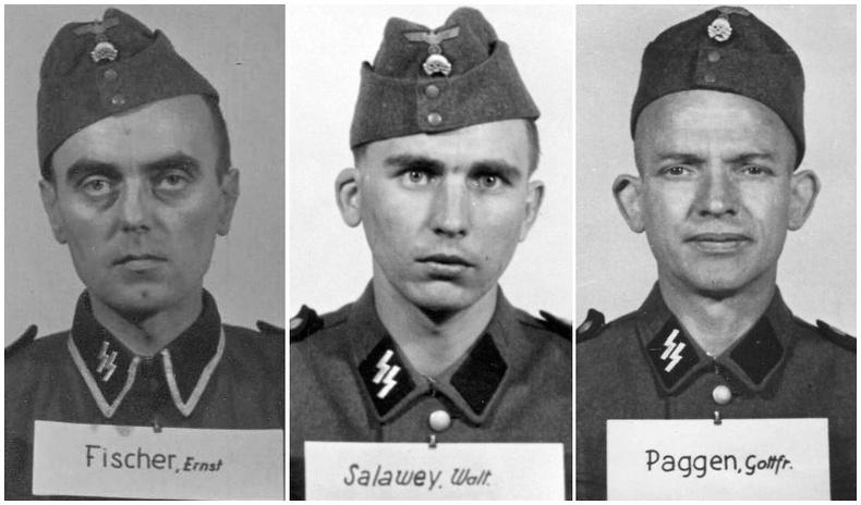 Аушвицийн хорих лагерийн харгалзагч нарын төрх