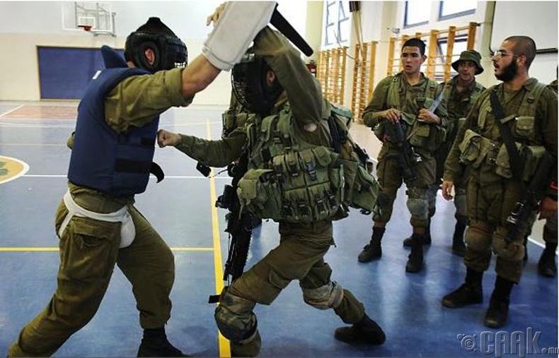 Израйлын Шаетет 13 арми